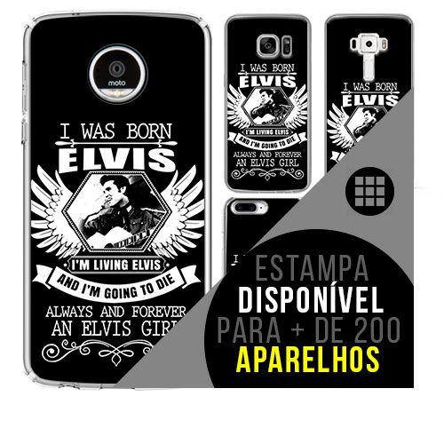 Capa de celular - ELVIS PRESLEY 2 [disponível para + de 200 aparelhos]