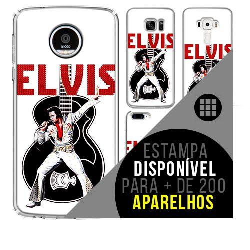 Capa de celular - ELVIS PRESLEY 3 [disponível para + de 200 aparelhos]