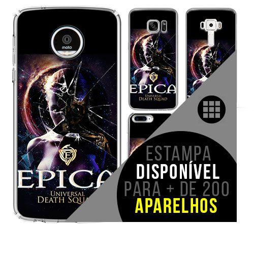 Capa de celular - EPICA 3 [disponível para + de 200 aparelhos]