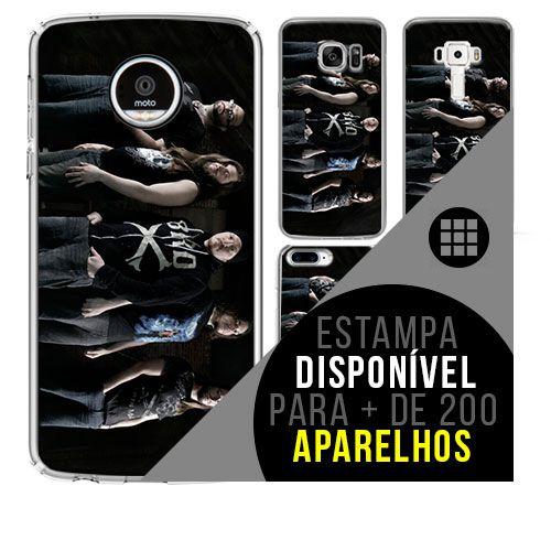 Capa de celular - EXODUS [disponível para + de 200 aparelhos]
