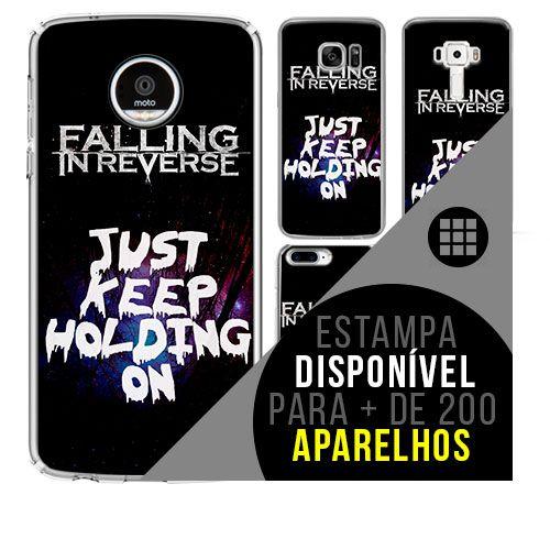 Capa de celular - FALLING IN REVERSE [disponível para + de 200 aparelhos]