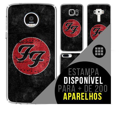 Capa de celular - FOO FIGHTERS 5 [disponível para + de 200 aparelhos]