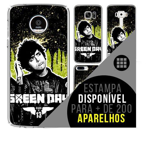 Capa de celular - GREEN DAY 7 [disponível para + de 200 aparelhos]