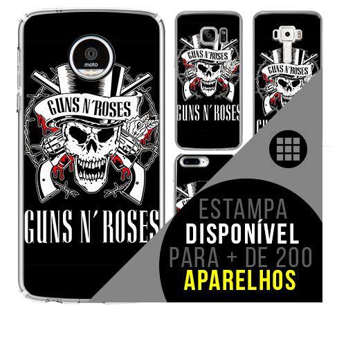 Capa de celular - GUNS N ROSES 8 [disponível para + de 200 aparelhos]