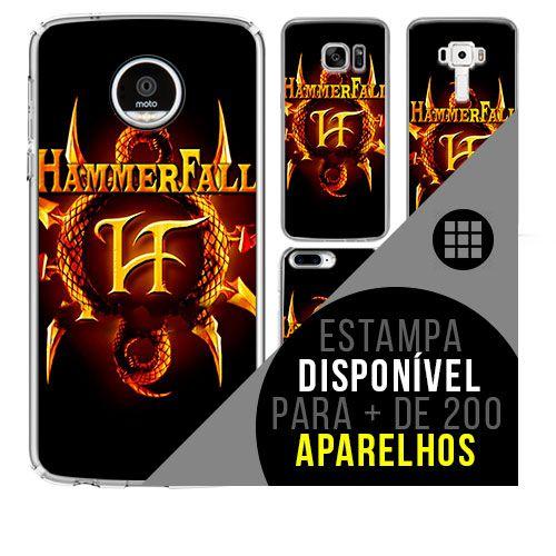 Capa de celular - HAMMERFALL 2 [disponível para + de 200 aparelhos]