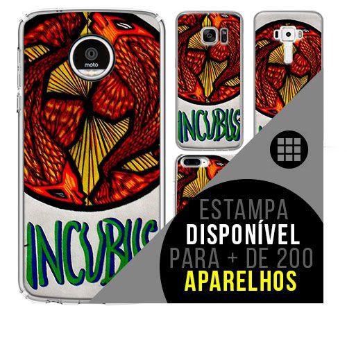 Capa de celular - INCUBUS 3 [disponível para + de 200 aparelhos]