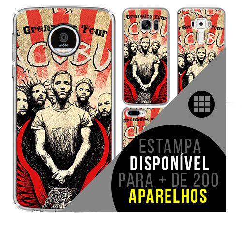 Capa de celular - INCUBUS 2 [disponível para + de 200 aparelhos]