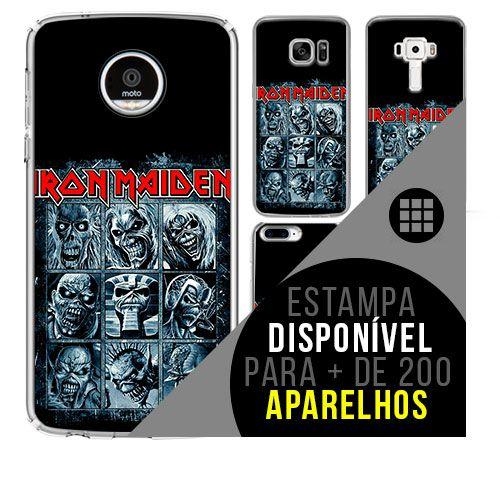 Capa de celular - IRON MAIDEN 7 [disponível para + de 200 aparelhos]