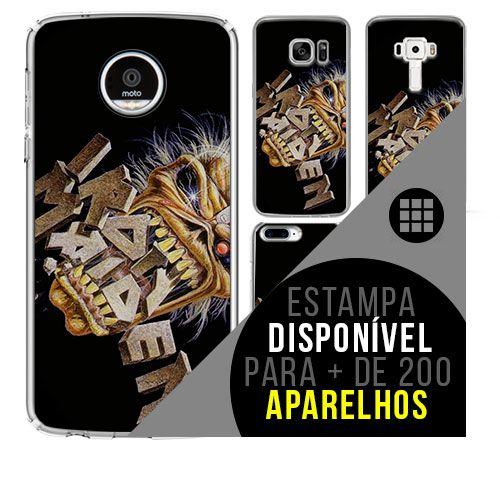 Capa de celular - IRON MAIDEN 12 [disponível para + de 200 aparelhos]