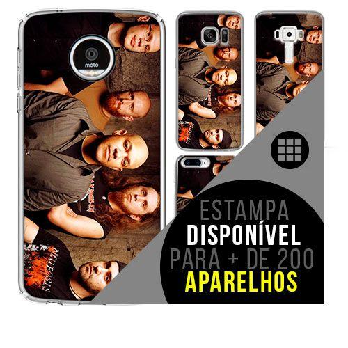 Capa de celular - KILLSWITCH ENGAGE [disponível para + de 200 aparelhos]
