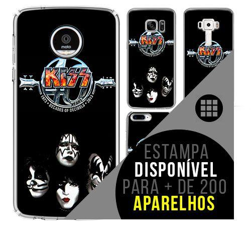 Capa de celular - KISS 5 [disponível para + de 200 aparelhos]