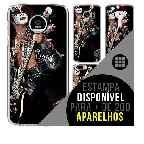 Capa de celular - KISS 8 [disponível para + de 200 aparelhos]