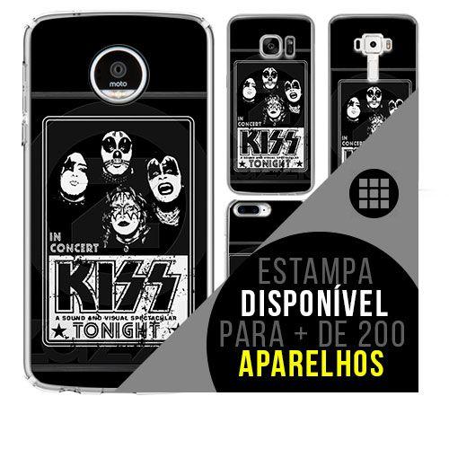 Capa de celular - KISS 6 [disponível para + de 200 aparelhos]