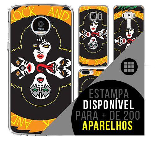 Capa de celular - KISS 9 [disponível para + de 200 aparelhos]