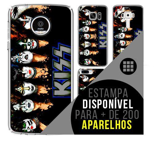 Capa de celular - KISS 10 [disponível para + de 200 aparelhos]