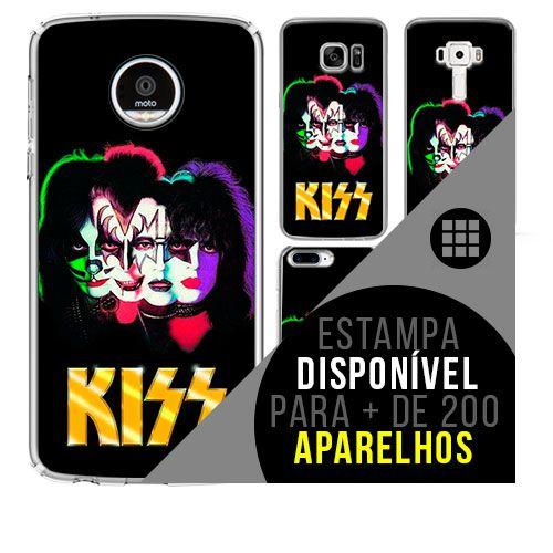 Capa de celular - KISS 13 [disponível para + de 200 aparelhos]