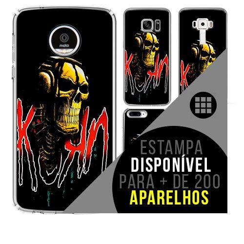 Capa de celular - KORN 11 [disponível para + de 200 aparelhos]