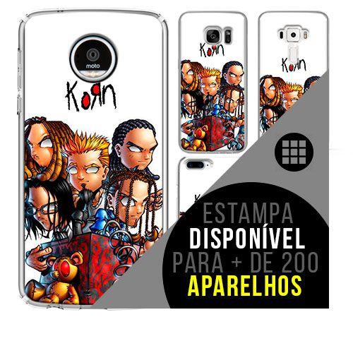 Capa de celular - KORN 9 [disponível para + de 200 aparelhos]