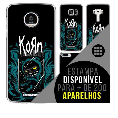 Capa de celular - KORN 6 [disponível para + de 200 aparelhos]