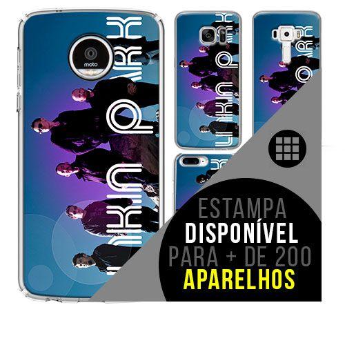 Capa de celular - LINKIN PARK [disponível para + de 200 aparelhos]