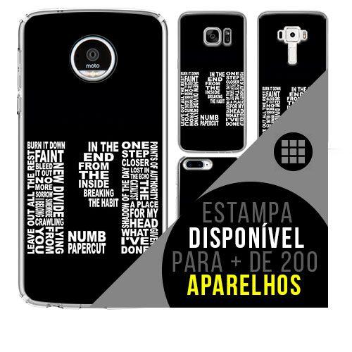 Capa de celular - LINKIN PARK 3 [disponível para + de 200 aparelhos]