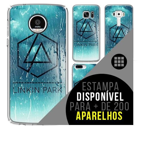 Capa de celular - LINKIN PARK 6 [disponível para + de 200 aparelhos]
