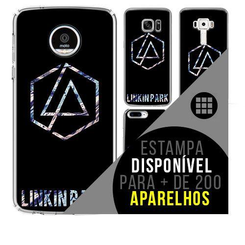 Capa de celular - LINKIN PARK 15 [disponível para + de 200 aparelhos]