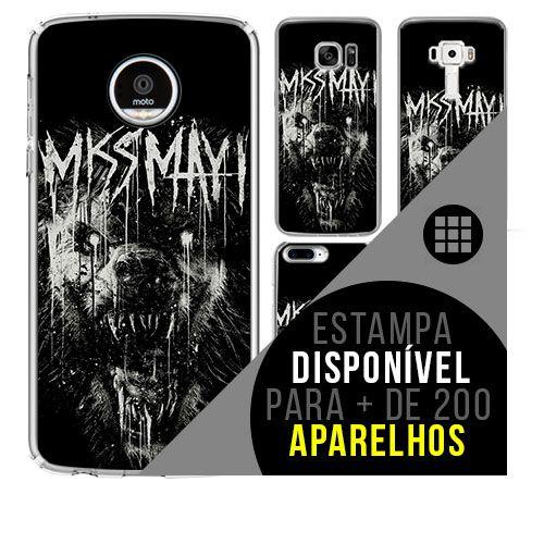 Capa de celular - MISS MAY I 3 [disponível para + de 200 aparelhos]