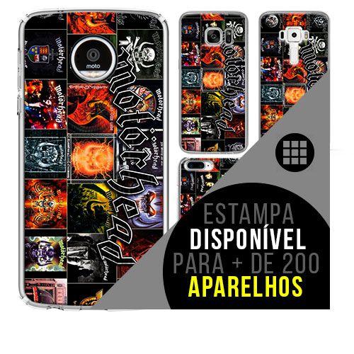 Capa de celular - MOTORHEAD 6 [disponível para + de 200 aparelhos]