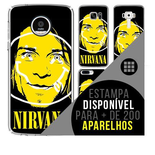 Capa de celular - NIRVANA 11 [disponível para + de 200 aparelhos]