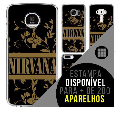 Capa de celular - NIRVANA 19 [disponível para + de 200 aparelhos]