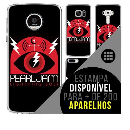 Capa de celular - PEARL JAM 5 [disponível para + de 200 aparelhos]