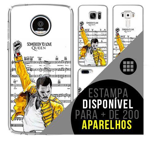 Capa de celular - QUEEN 2 [disponível para + de 200 aparelhos]