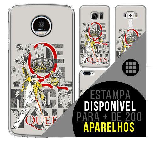 Capa de celular - QUEEN 3 [disponível para + de 200 aparelhos]