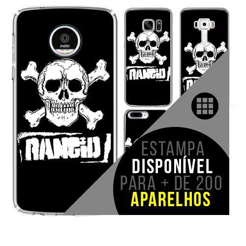 Capa de celular - RANCID [disponível para + de 200 aparelhos]