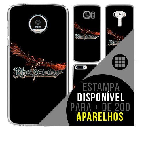 Capa de celular - RHAPSODY OF FIRE 2 [disponível para + de 200 aparelhos]