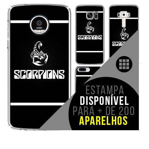 Capa de celular - SCORPIONS 2 [disponível para + de 200 aparelhos]