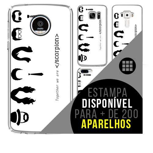 Capa de celular - SCORPIONS [disponível para + de 200 aparelhos]