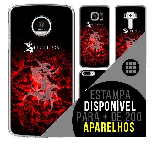 Capa de celular - SEPULTURA 3 [disponível para + de 200 aparelhos]