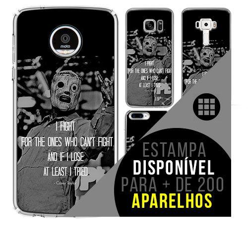 Capa de celular - SLIPKNOT 3 [disponível para + de 200 aparelhos]