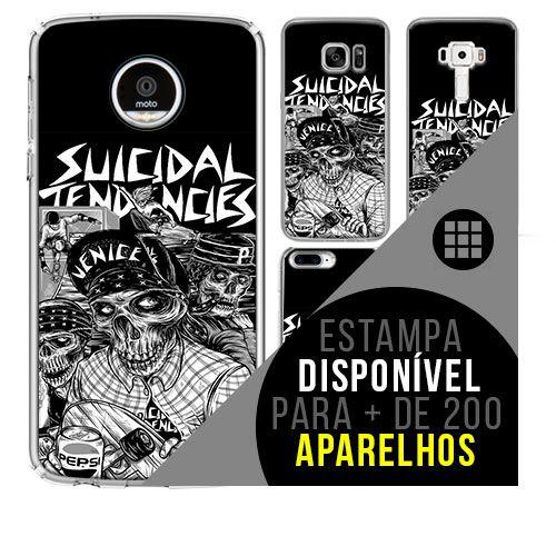 Capa de celular - SUICIDAL TENDENCIES [disponível para + de 200 aparelhos]