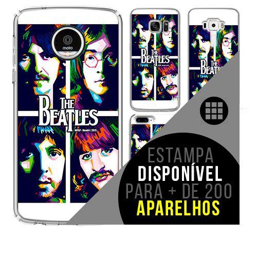 Capa de celular - THE BEATLES 10 [disponível para + de 200 aparelhos]