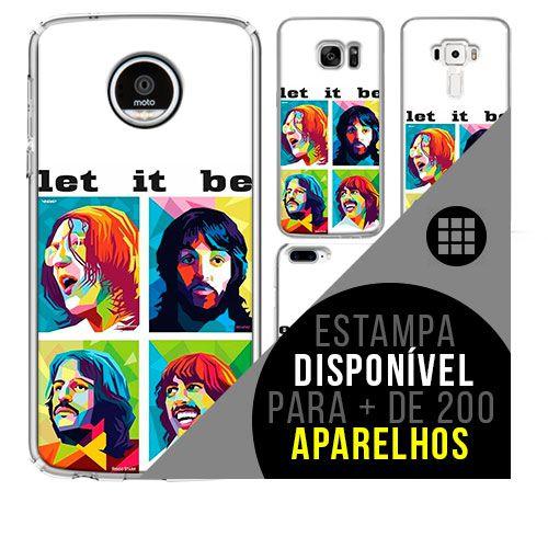 Capa de celular - THE BEATLES 11 [disponível para + de 200 aparelhos]