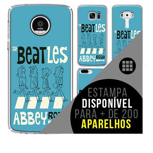 Capa de celular - THE BEATLES 9 [disponível para + de 200 aparelhos]