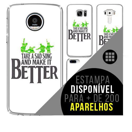 Capa de celular - THE BEATLES 7 [disponível para + de 200 aparelhos]