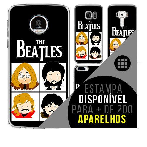 Capa de celular - THE BEATLES 6 [disponível para + de 200 aparelhos]