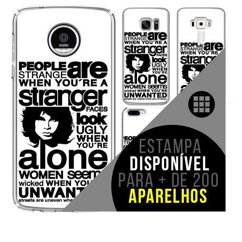 Capa de celular - THE DOORS [disponível para + de 200 aparelhos]