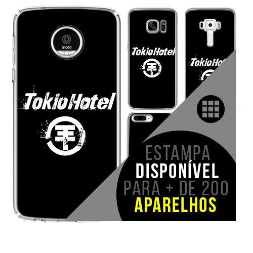 Capa de celular - TOKIO HOTEL 3 [disponível para + de 200 aparelhos]