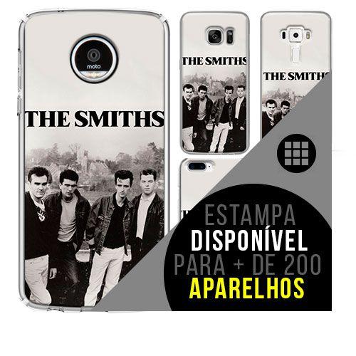 Capa de celular - THE SMITHS 3 [disponível para + de 200 aparelhos]