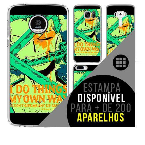 Capa de celular - ONE PIECE 61 [disponível para + de 200 aparelhos]